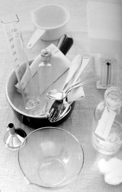 Occorrente per base crema