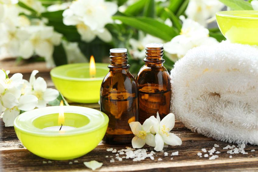 olio essenziale di gelsomino