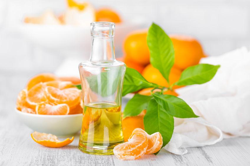 olio essenziale di mandarino
