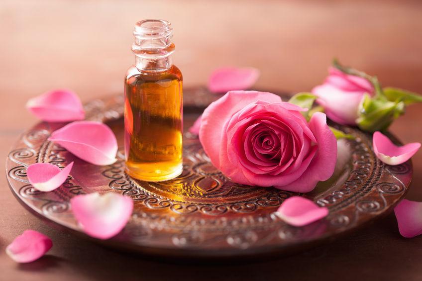 olio essenziale legno di rosa