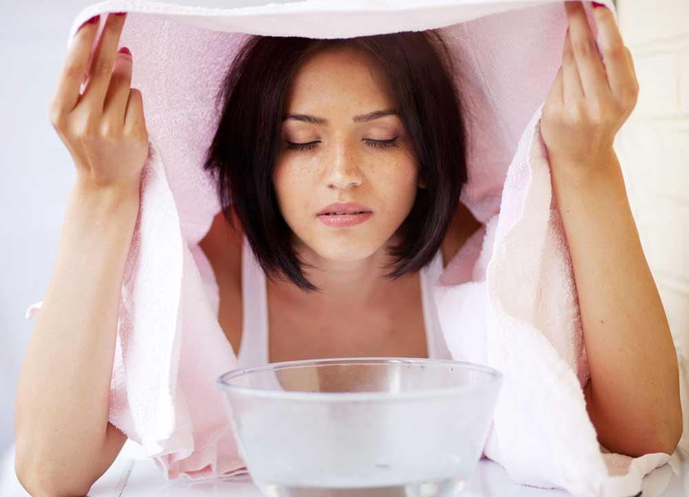 suffumigi contro il raffreddore