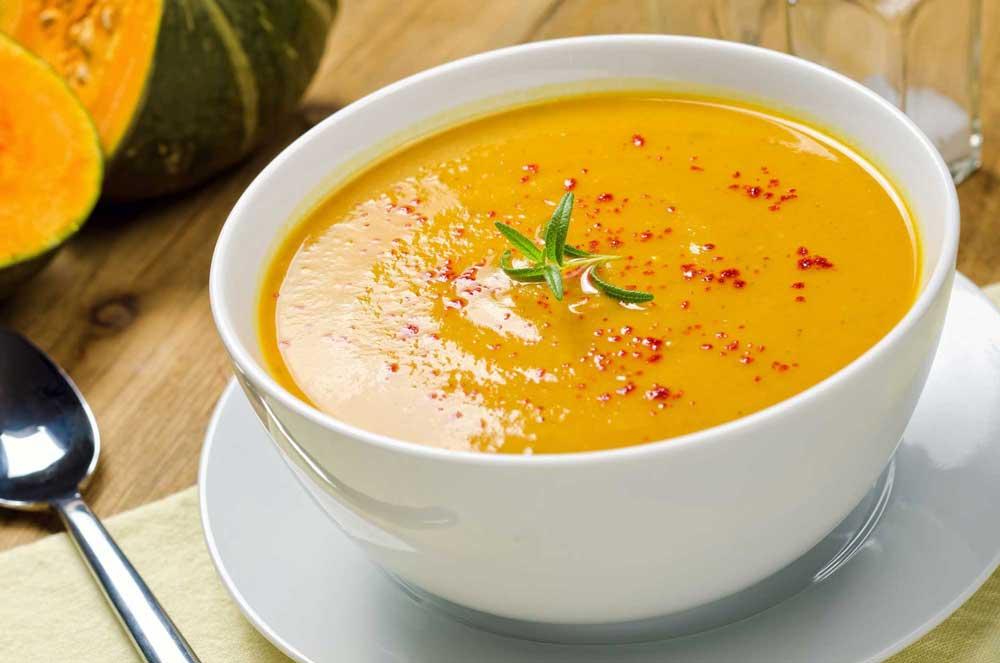 zuppa con peperoncino