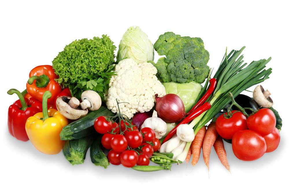 Le verdure: alleate contro la cellulite