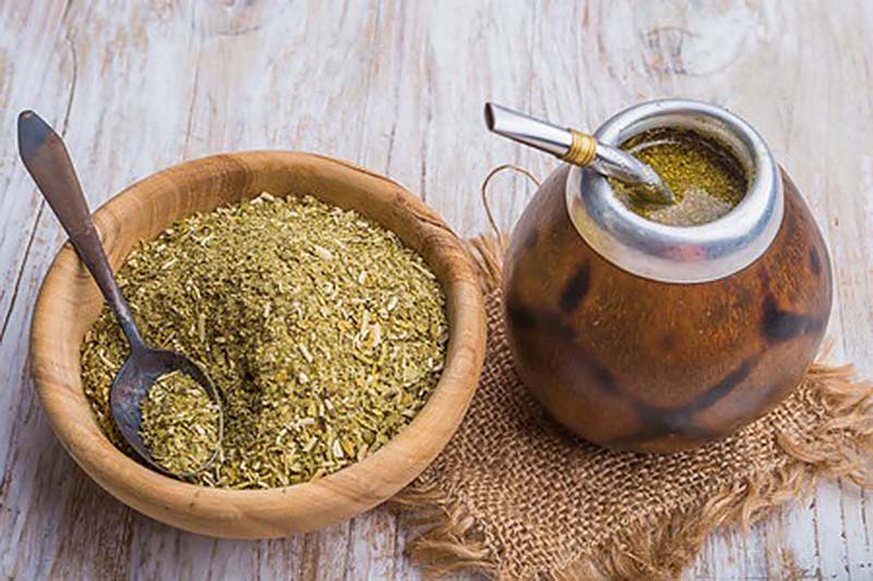yerba mate proprietà