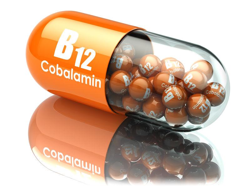 compressa vitamina b12